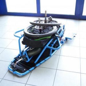 CH 07 - Fauteuil de vol Handivol avec freins